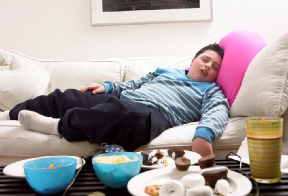 защо са дебели децата ни