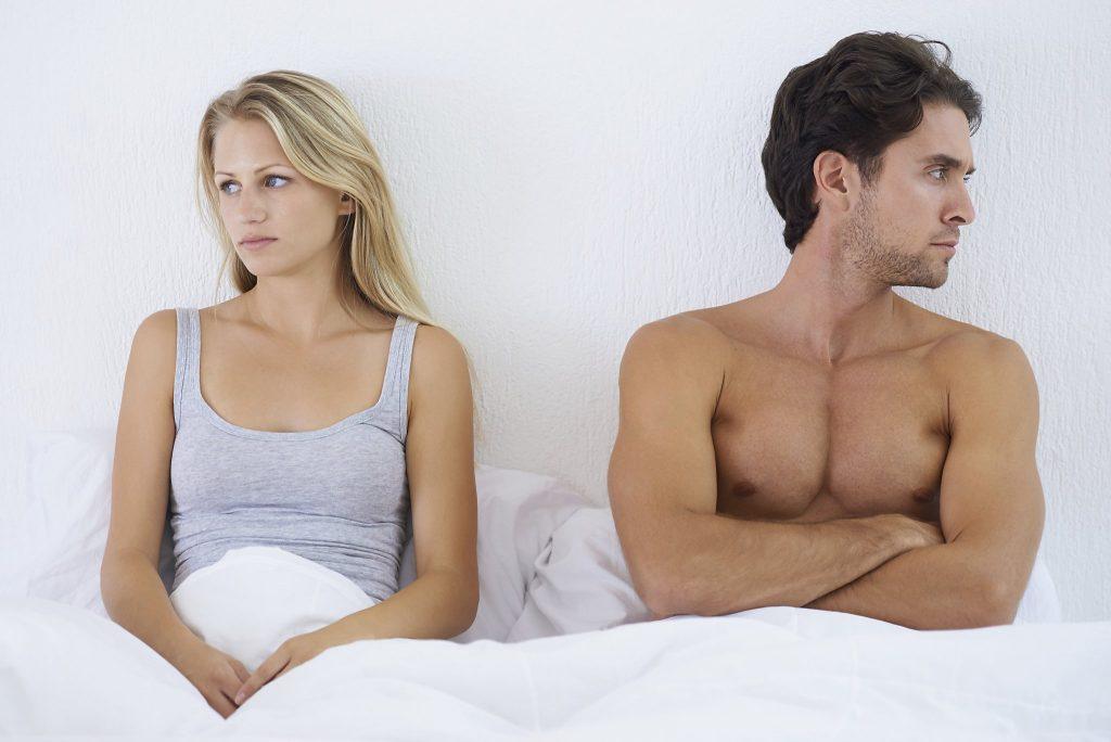 двойка в леглото, секс