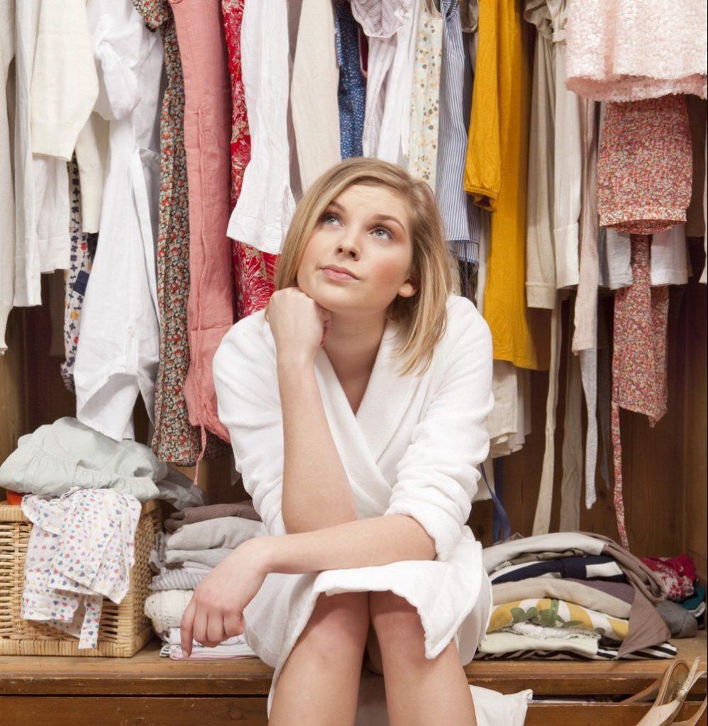 жена. гардероб