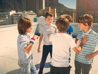 деца, детска агресия, бой