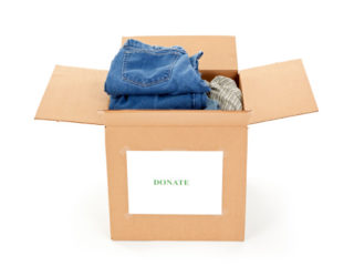 Clothing to Donate