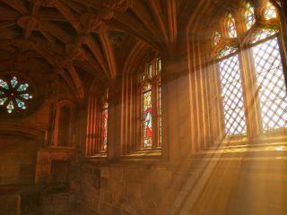 религия църква светлина