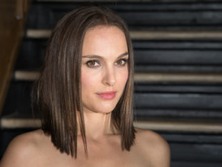"NEW YORK, NY - NOVEMBER 06:  Natalie Portman attends the after party for the screening of ""Thor: The Dark World"" hosted by The Cinema Society and Dior Beauty at The Marlton on November 6, 2013 in New York City.  (Photo by Dave Kotinsky/Getty Images)"