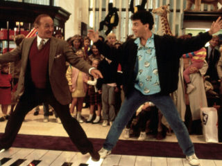 BIG, Robert Loggia, Tom Hanks, 1988. TM and Copyright (c) 20th Century Fox Film Corp. All rights reserved. Courtesy: Everett Collection.