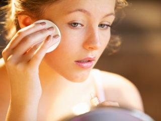 лице грим козметика гримиране огледало