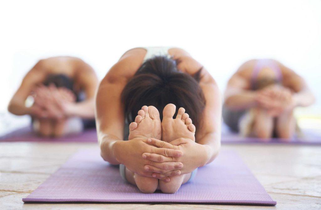 упражнения, спорт, йога