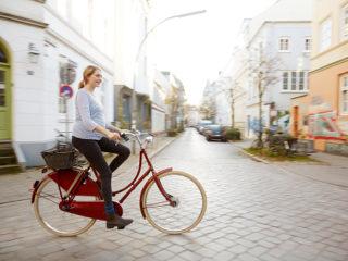 Бременна жена колело бременност велосипед спорт