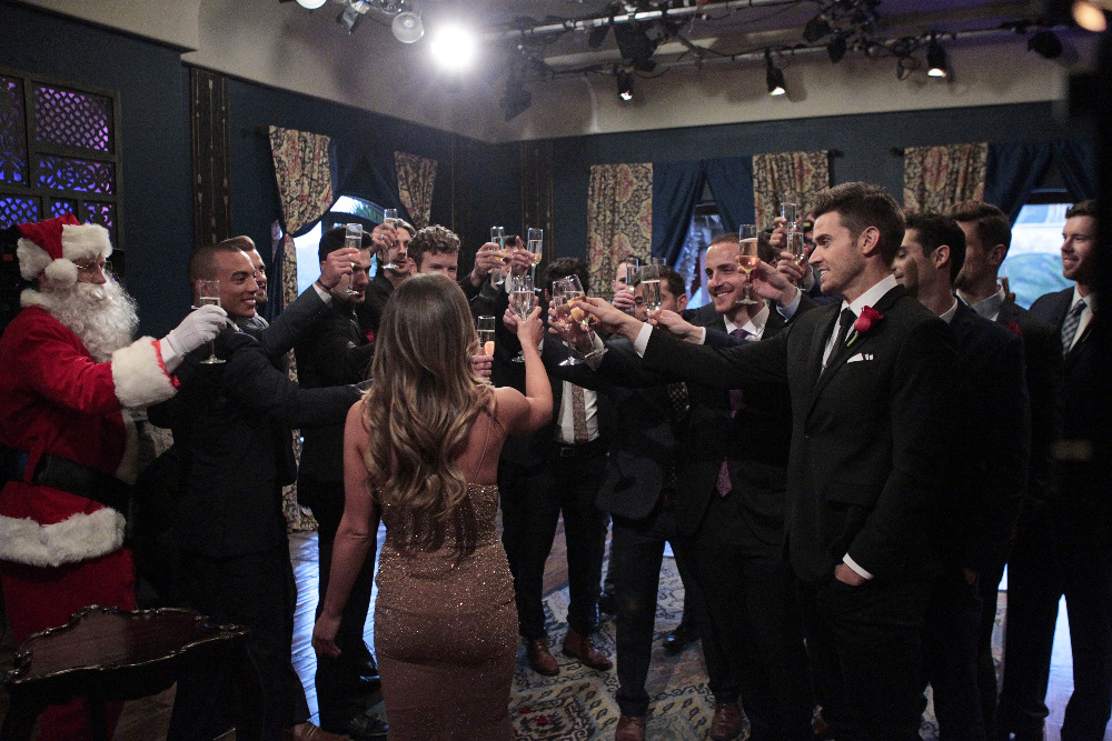 "THE BACHELORETTE - ""1201"" - Successful and stunning real estate developer JoJo Fletcher, 25, gets a second chance at her happily-ever-after, choosing from twenty-six handsome bachelors. After being devastated last season by a shocking rejection from Bachelor Ben Higgins, who confessed his love to both her and Lauren Bushnell, the Texan beauty is ready to leave that heartbreak behind and write her very own love story as the Bachelorette. JoJo will embark on her own journey to find her soul mate when she stars in the 12th edition of ABC's hit romance reality series, ""The Bachelorette,"" which will premiere at a special time MONDAY, MAY 23 (9:01-11:00 p.m. EDT), on the ABC Television Network. (ABC/Rick Rowell)"