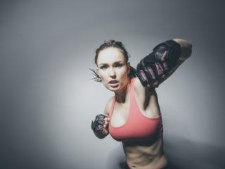 бойна жена, спорт, бокс