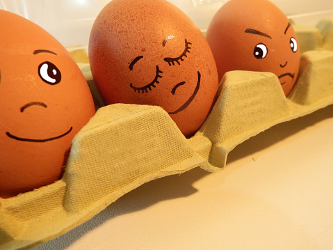 яйца ревност любов