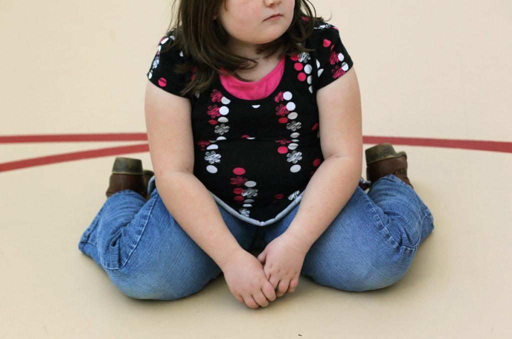 затлъстяване дебело дете килограми диета