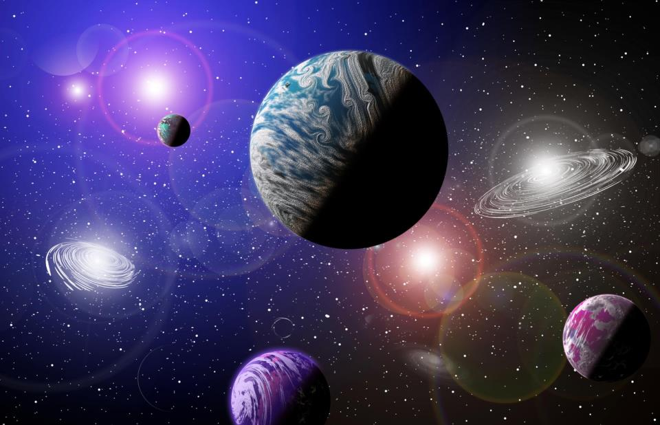 планети, хороскоп