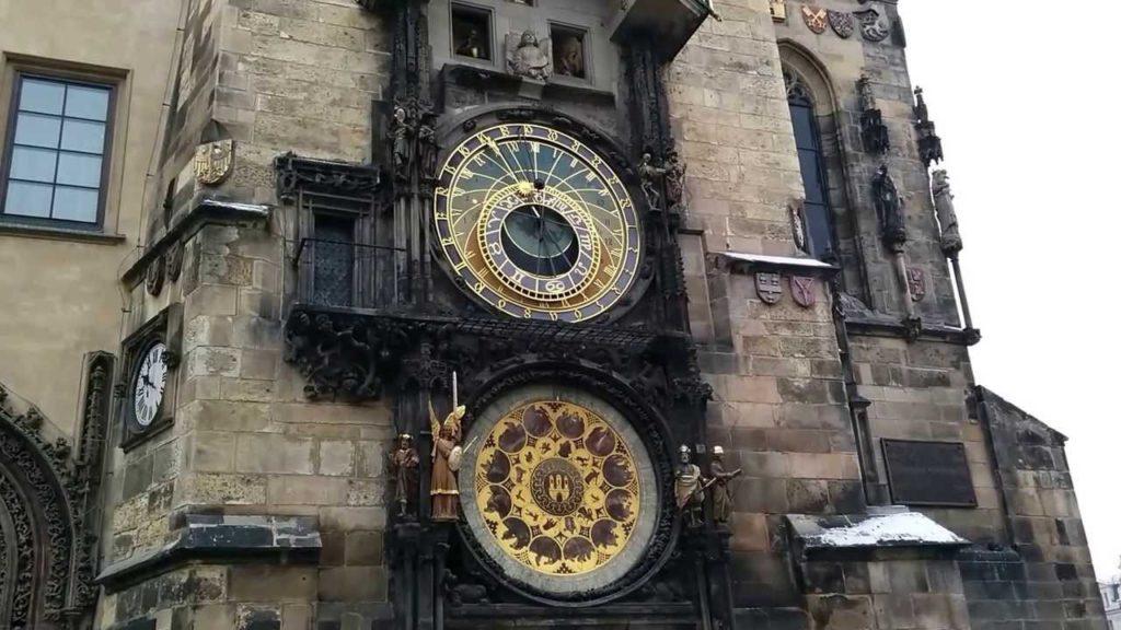 пражки часовник