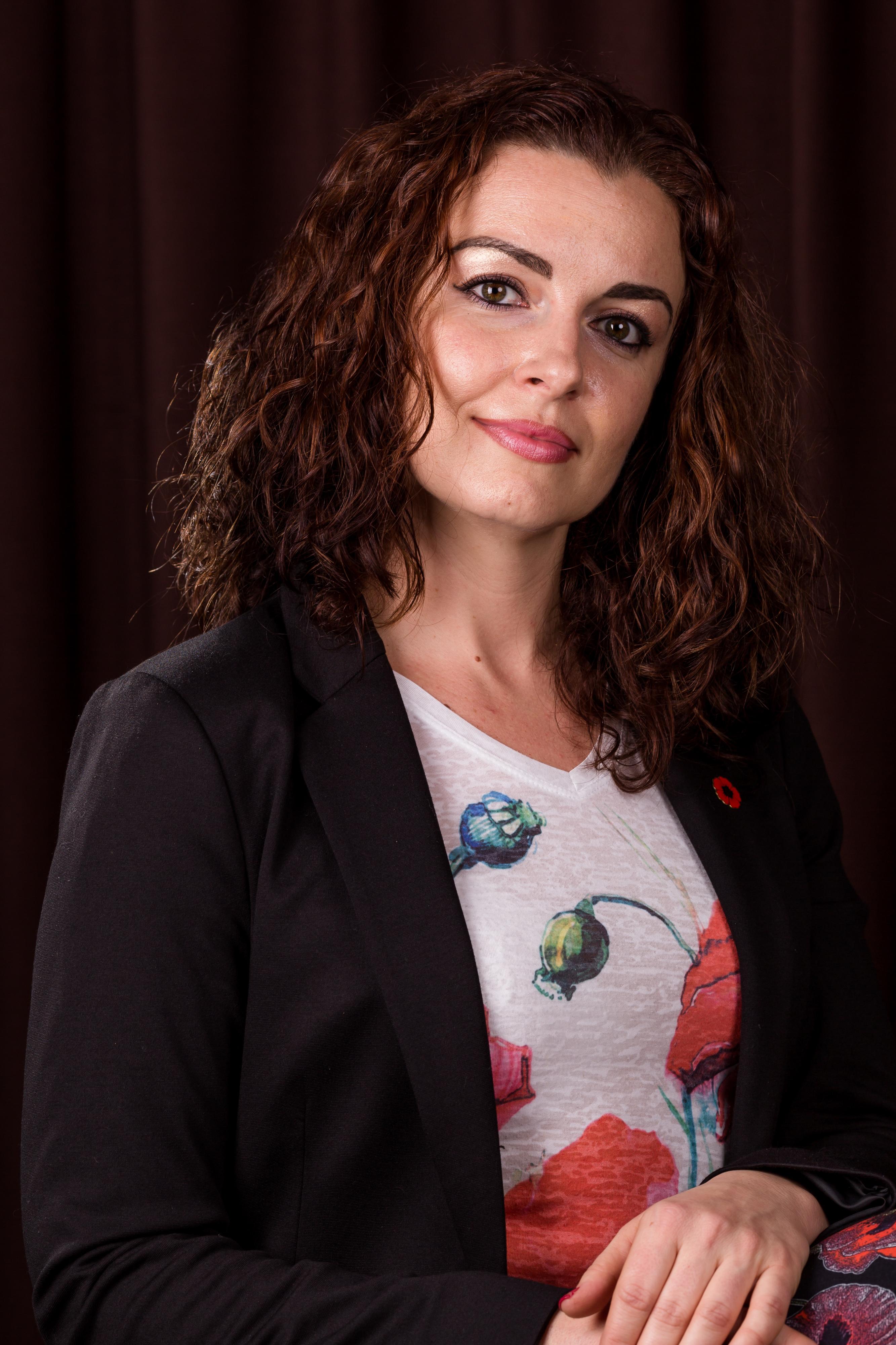 Олеся Ямпольская - сексолог и психотерапевт