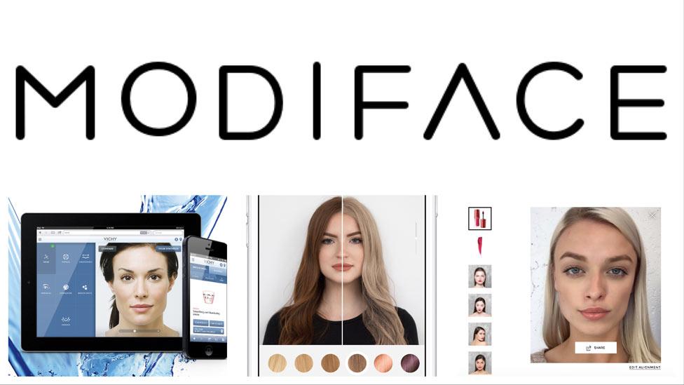 ModiFace App