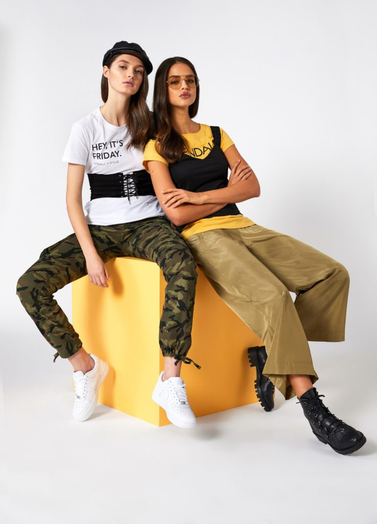 Kendall + Kylie for F21_1
