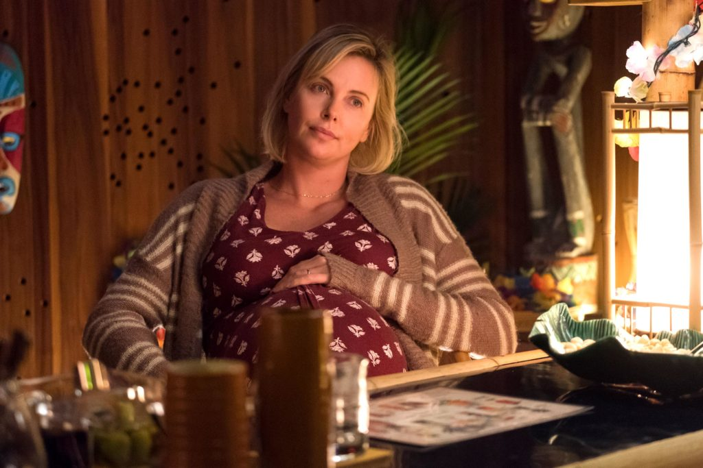 Charlize Theron stars as Marlo in Jason Reitman's TULLY, a Focus Features release.