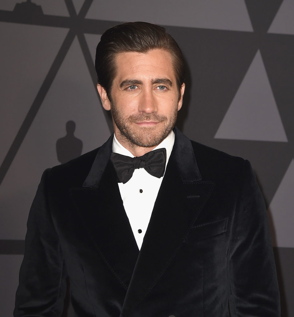 HOLLYWOOD, CA - NOVEMBER 11:  Jake Gyllenhaal attends the Academy of Motion Picture Arts and Sciences' 9th Annual Governors Awards at The Ray Dolby Ballroom at Hollywood & Highland Center on November 11, 2017 in Hollywood, California.  (Photo by Kevin Winter/Getty Images)