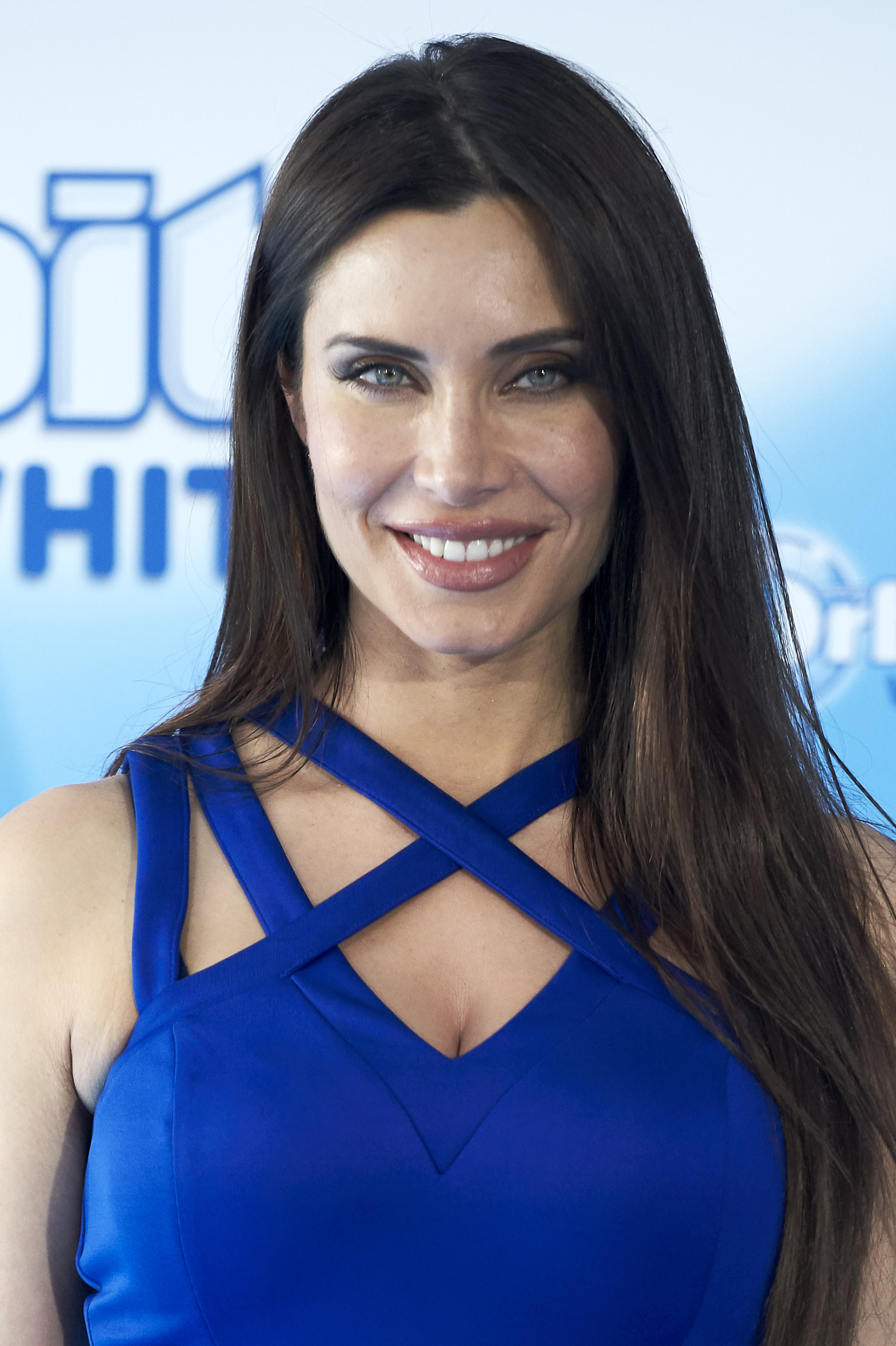 MADRID, SPAIN - MAY 09: Pilar Rubio attends 'Buscamos La Sonrisa Orbit White' competition at Club Allard restaurant on May 9, 2018 in Madrid, Spain. (Photo by Carlos Alvarez/Getty Images)