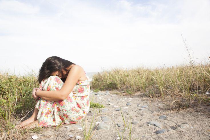 депресия, плаж