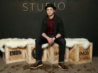 PARK CITY, UT - JANUARY 21:  Actor Jim Parsons of 'A Kid Like Jake' attends The IMDb Studio and The IMDb Show on Location at The Sundance Film Festival on January 21, 2018 in Park City, Utah.  (Photo by Tommaso Boddi/Getty Images for IMDb)