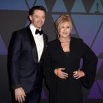 HOLLYWOOD, CA - NOVEMBER 18:  Hugh Jackman and Deborra-lee Furness attend the Academy of Motion Picture Arts and Sciences' 10th annual Governors Awards at The Ray Dolby Ballroom at Hollywood & Highland Center on November 18, 2018 in Hollywood, California.  (Photo by Kevin Winter/Getty Images)