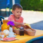 дете, храна, здравословно хранене