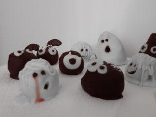 росица гърджелийска, хелоуински бонбони
