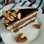 лешникова торта, рецепта за лешникова торта