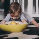бебе, лимони