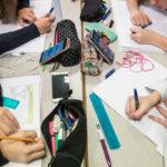 смартфони, училище