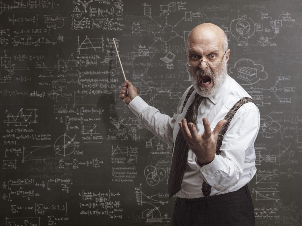 преподавател, учител