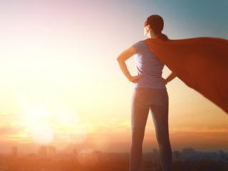 жена, супергерой