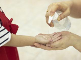 миене на ръце, деца, коронавирус, хигиена