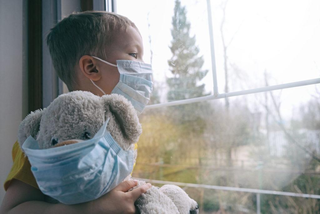 дете вкъщи, карантина, коронавирус, covid-19