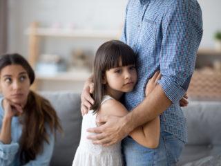 татко, майка, любов, обич, привързаност, дете, отношения