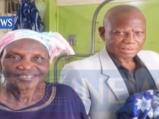68 годишна родилка