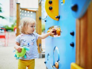 детска площадка, детска градина, ясла iStock