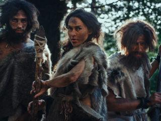 неандерталци, неандерталец, праисторически човек