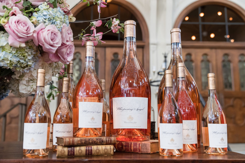 SAN FRANCISCO, CA - May 3 - Atmosphere at Sacha Lichine, Ken Fulk, and Juliet de Baubigny host a Celebration of Rosé and Roses on May 3rd 2019 at Saint Joseph's Art Society in San Francisco, CA (Photo - Drew Altizer)
