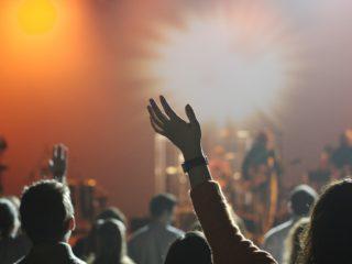 парти, концерт